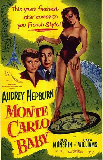 We Will All Go to Monte Carlo Poster