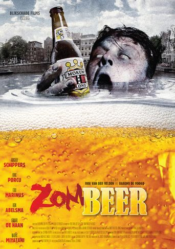 Zombeer Poster