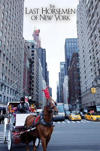 The Last Horsemen of New York Poster