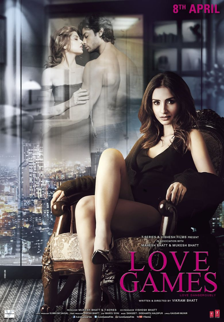 Love Games Poster