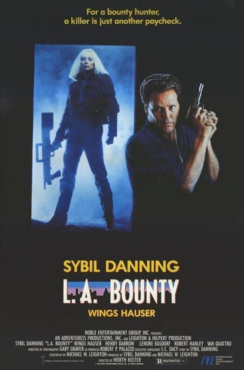 L.A. Bounty Poster