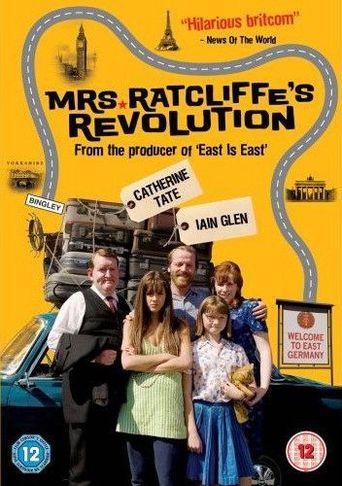 Mrs. Ratcliffe's Revolution Poster