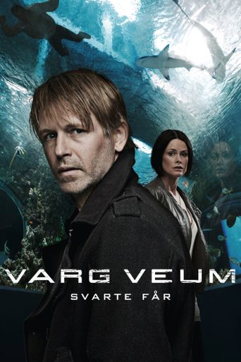 Varg Veum - Black Sheep Poster