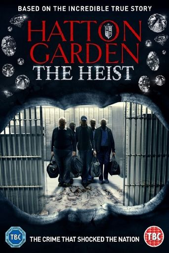 Hatton Garden the Heist Poster