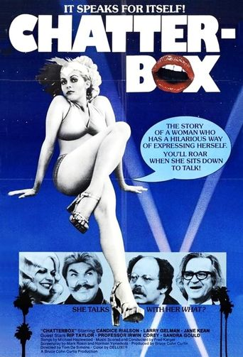 Chatterbox! Poster