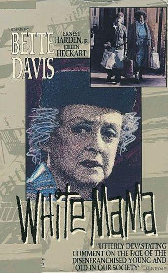 White Mama Poster