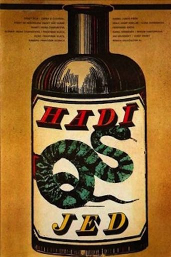 Serpent's Poison Poster