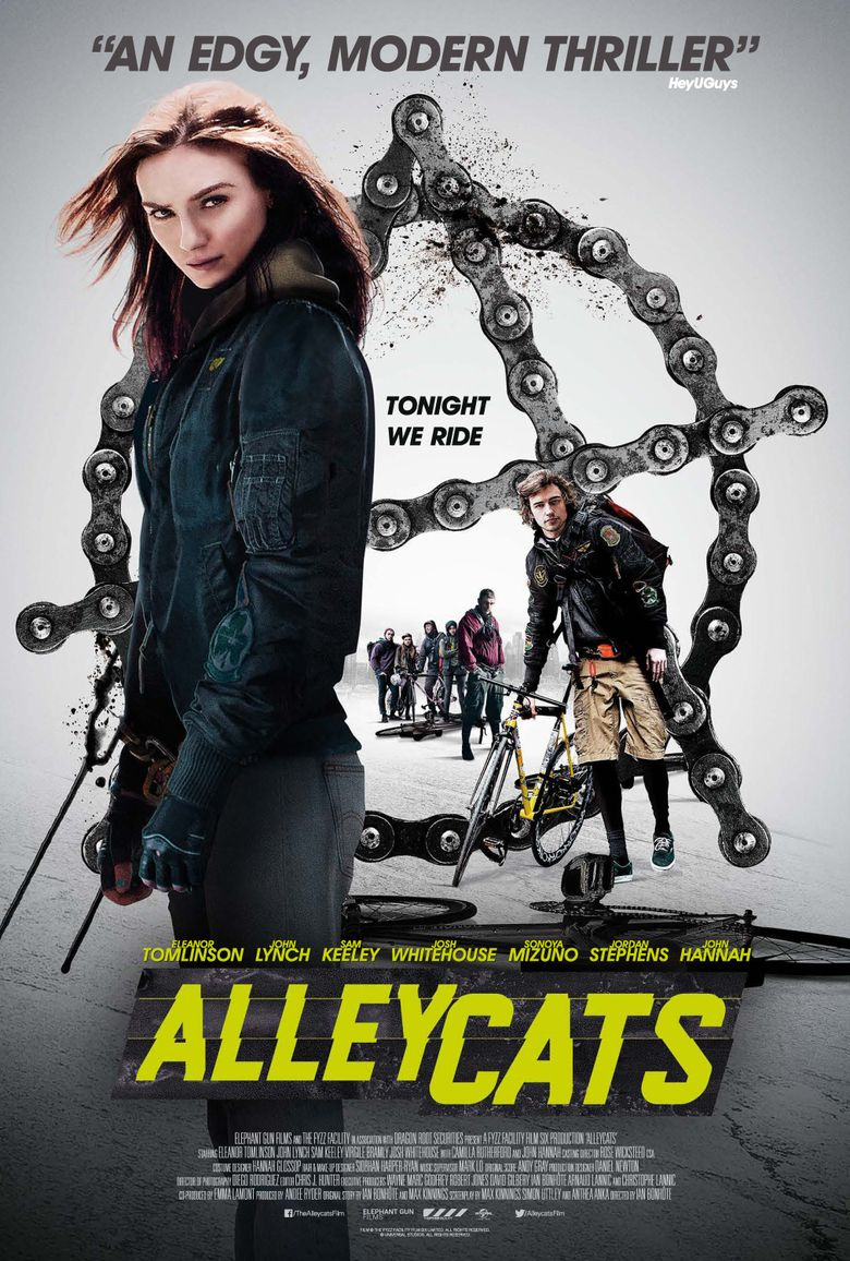 Watch Alleycats