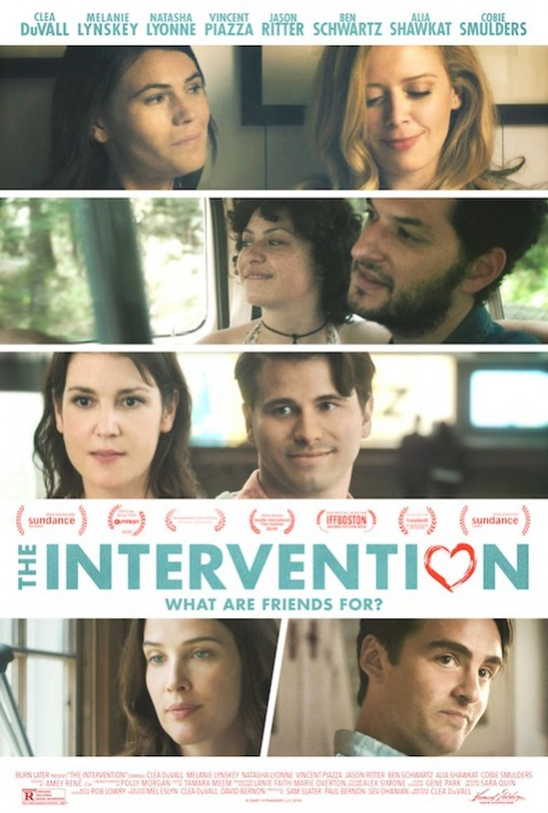 The Intervention Poster