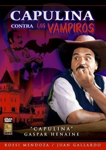 Capulina vs. the Vampires Poster