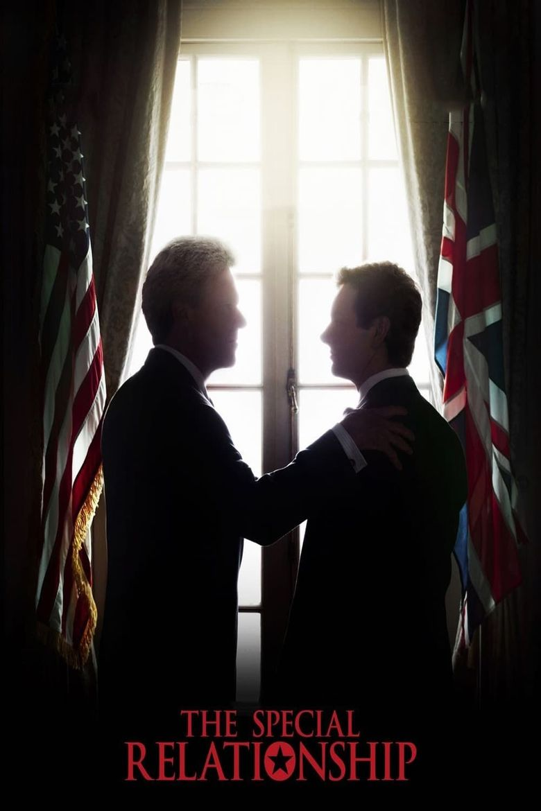 The Special Relationship Poster