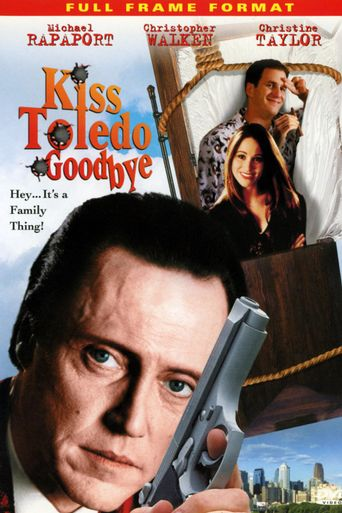 Kiss Toledo Goodbye Poster