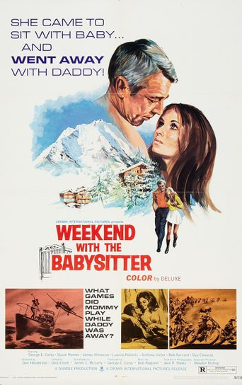 Weekend with the Babysitter Poster