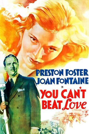 You Can't Beat Love Poster