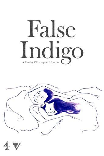 False Indigo Poster