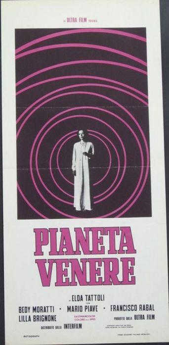 Pianeta Venere Poster