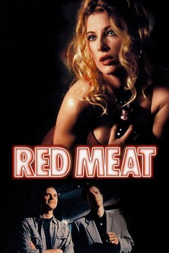 Red Meat Poster