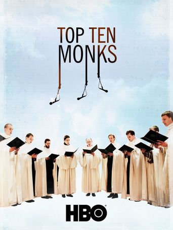 Top Ten Monks Poster