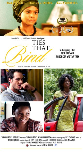 Ties That Bind Poster