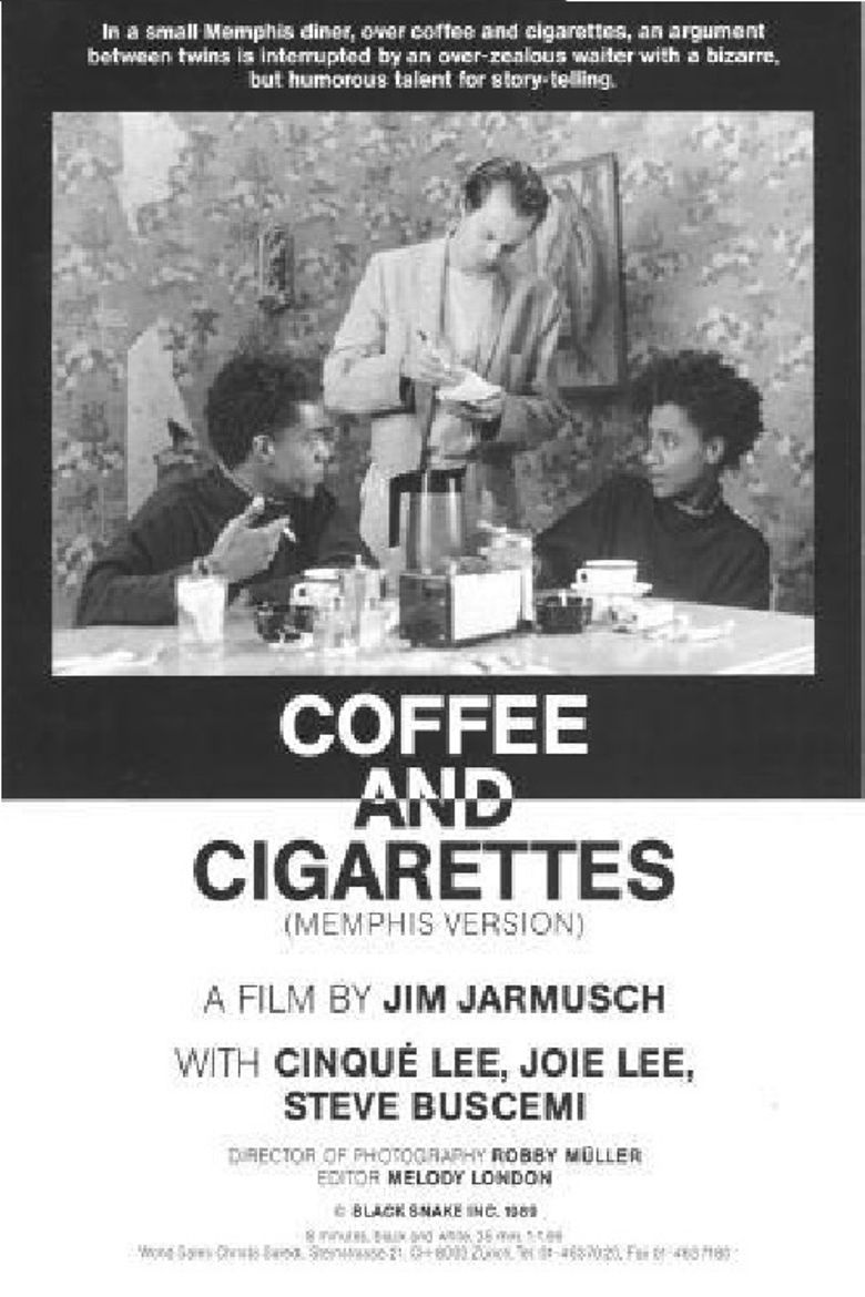 Coffee and Cigarettes II Poster