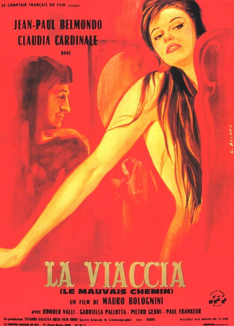 La viaccia Poster