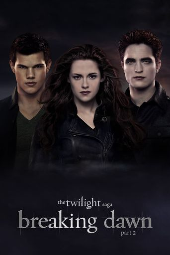 Watch The Twilight Saga: Breaking Dawn - Part 2