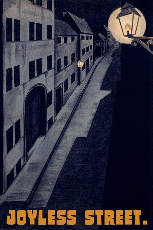 The Joyless Street Poster