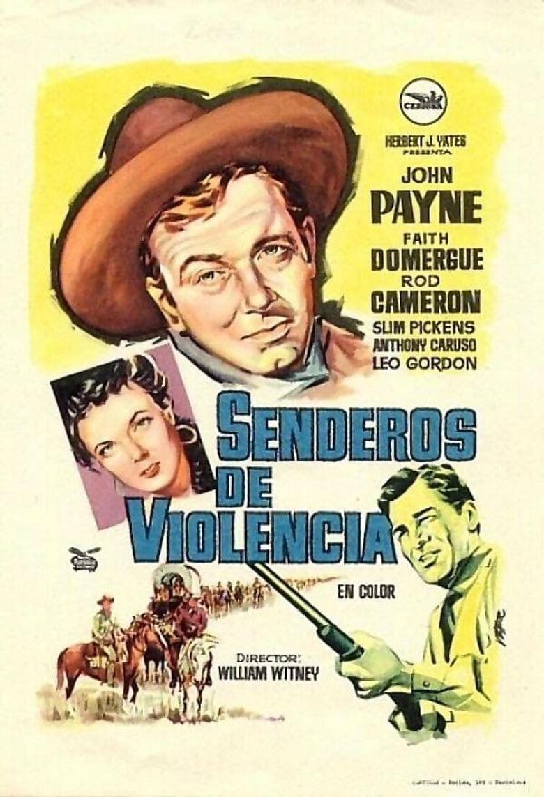 Santa Fe Passage Poster