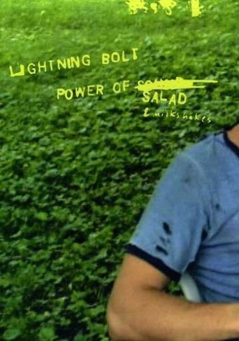 Lightning Bolt: The Power of Salad & Milkshakes Poster