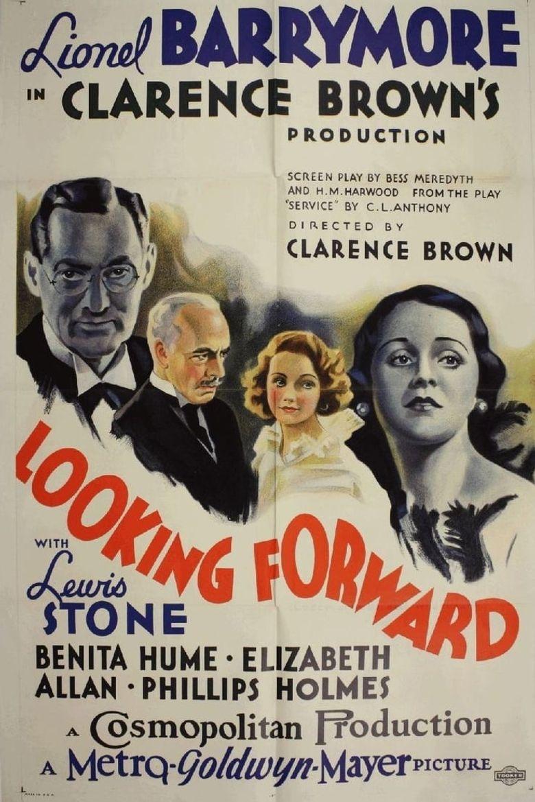 Looking Forward Poster