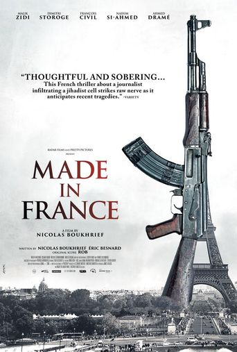 Made in France Poster