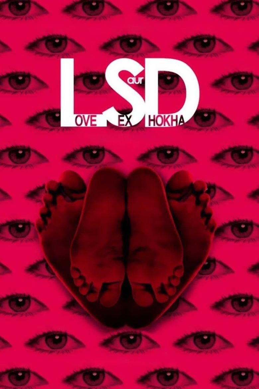 LSD: Love, Sex aur Dhokha Poster