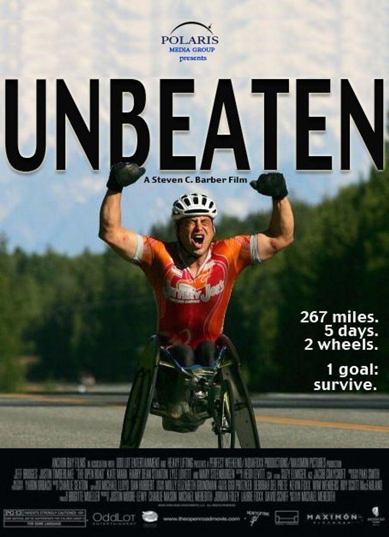 Unbeaten Poster