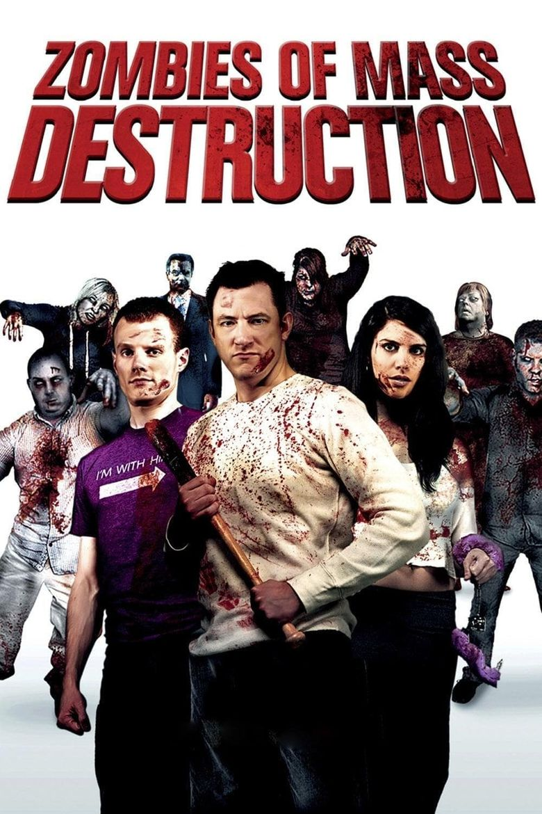 ZMD: Zombies of Mass Destruction Poster