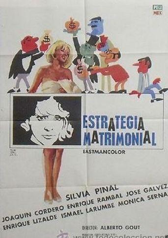 Estrategia matrimonio Poster