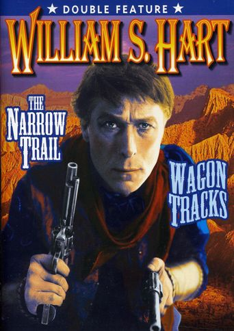 The Narrow Trail Poster