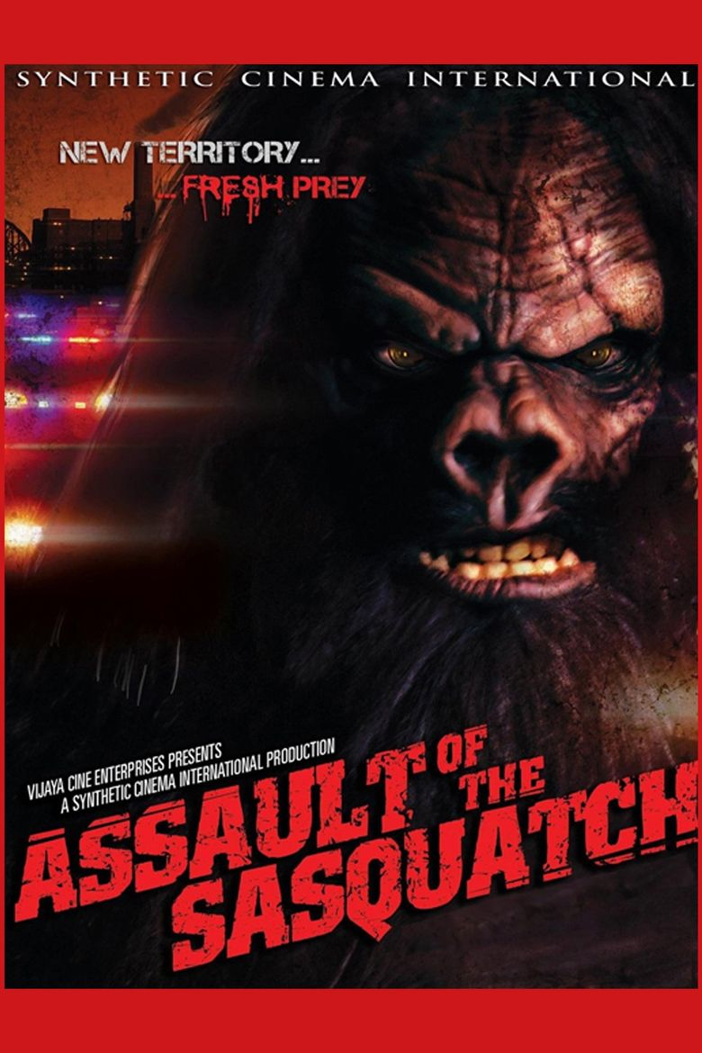 Assault of the Sasquatch Poster