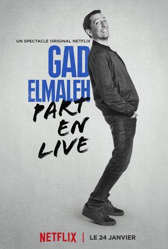 Gad Gone Wild Poster