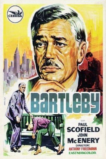 Bartleby Poster