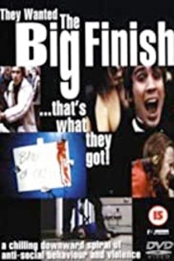 The Big Finish Poster