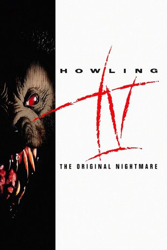 Howling IV: The Original Nightmare Poster