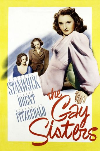 The Gay Sisters Poster