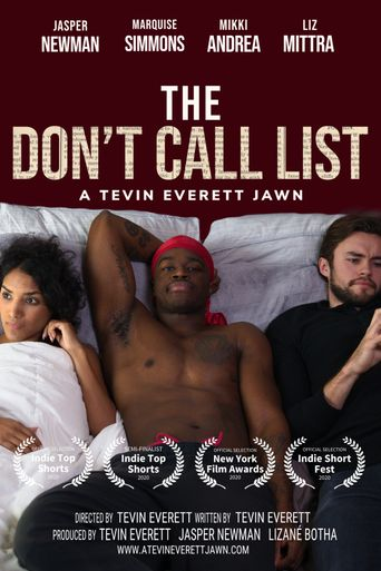 The Don't Call List Poster