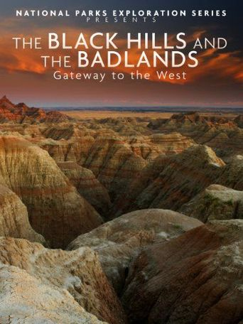 National Parks Exploration Series: The Black Hills and the Badlands - Gateway to the West Poster