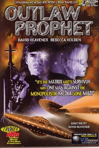 Outlaw Prophet Poster