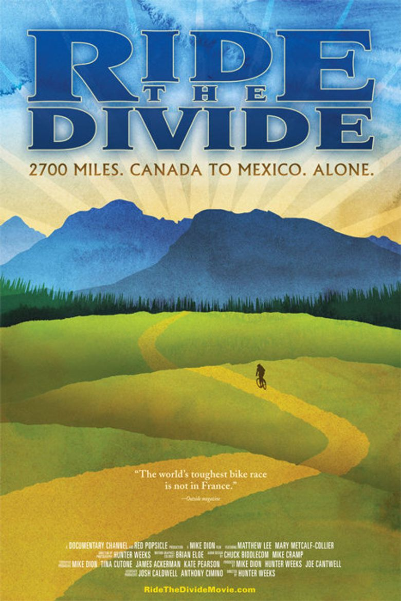 Ride the Divide Poster