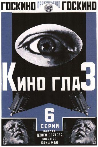 Kino Eye Poster