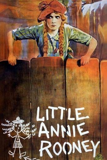 Little Annie Rooney Poster