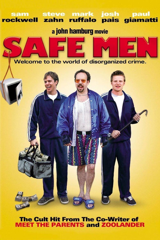 Safe Men Poster