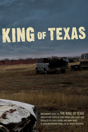 The King of Texas Poster